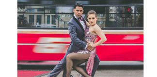 Directora de Gira Tango y bailarina