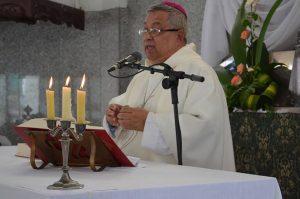 Padre José Magdaleno Álvarez, párroco de Isnotú