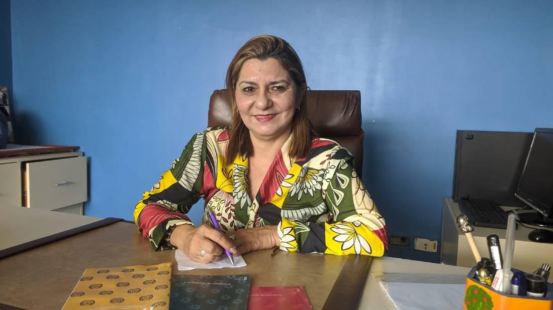 Linerby Sánchez -Inaesin-federadio