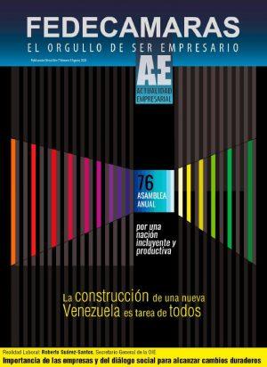 Fedecámaras Revista Agosto 2020