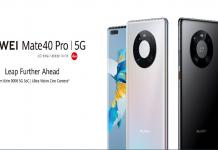Huawei Mate40 - federadiove