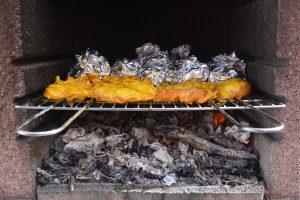 Cocina a leña -federadiove