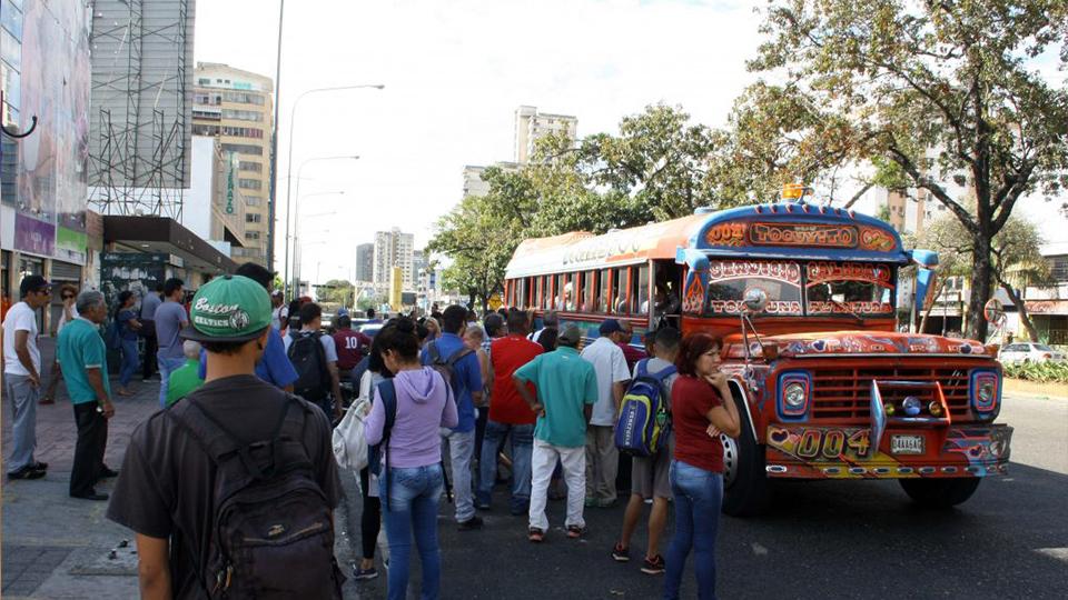transporte carabobo
