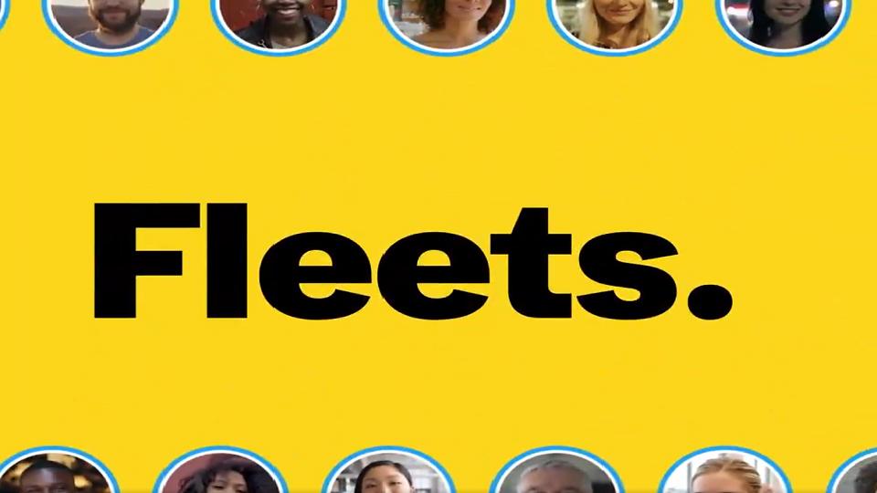 Twitter Fleets - federadiove