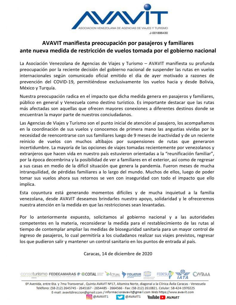 Avavit-Comunicado-14/12/2020