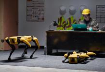 Robot Boston Dynamics - federadiove