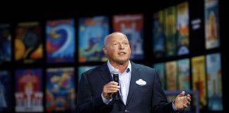 Bob Chapek CEO Disney