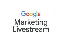 Google Marketing Livestream